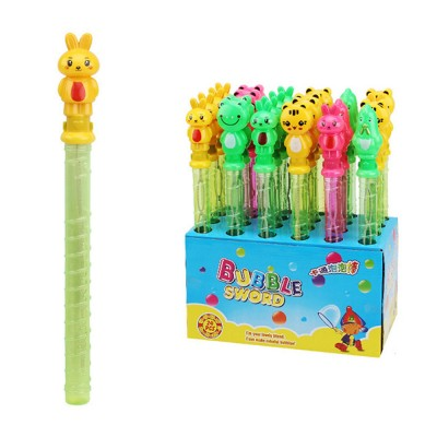 Cartoon Large Bubble Stick Concentrated Version of A Variety of Optional Blowing Bubble Toys