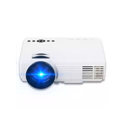 New Style High-definition Projectors Q5 Mini-sized Portable LED Projection Machine for Home Using 1080P Home Theater