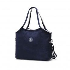 Selected Nylon Washed Fabric Shoulder Bag, Waterproof Diagonal Bag for Female 2019