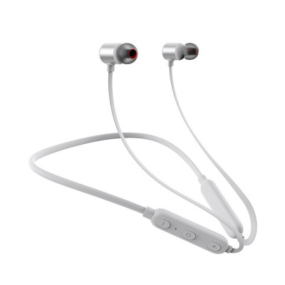 Magnetic Switch Wireless Bluetooth Earphone Headphones In-ear Neckband Headset Sports Supplies For iPhone Samsung