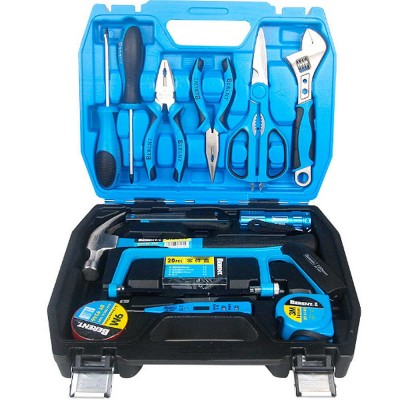 Household Hand Tools Set, 36 PCS Tools Set, Strong Hand Tools, Home Repair Tool Set, Hand Tool Kit with Plastic Tool Box