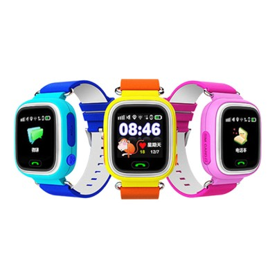 Children Kids Smart Watch, Touch Screen Watch Tracker, SOS Call Digital Multifunctional Watch for Boys Girls