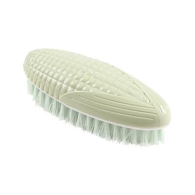 Creative Corn Plastic Brush, Multifunctional Brush for Washing Clothes, 3 packs Household Soft Wool Cleaning Brush