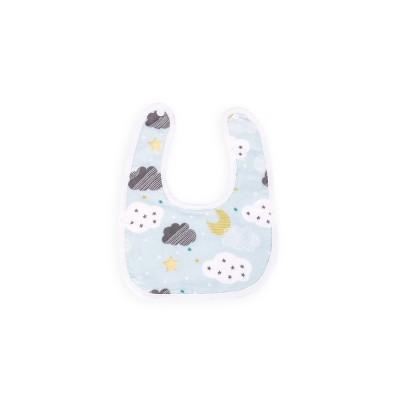 Anti-fouling Baby Bib with Dark Buckle Design & Ultra-soft Bag Edge Design & Cute Cartoon Design