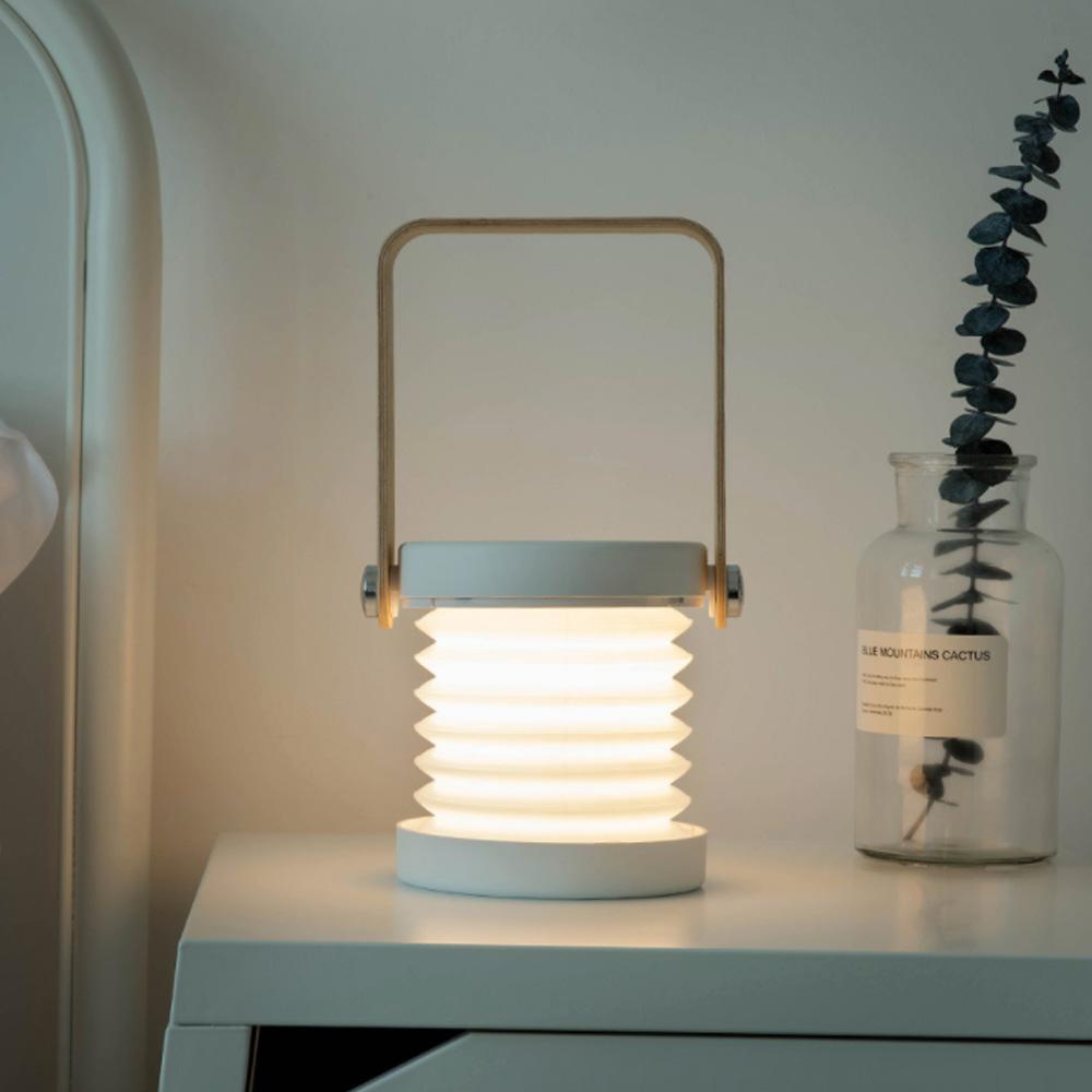Cute Cat Shape Desktop Lamp Usb Charging Bedside Reading