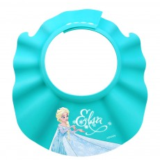 Shampoo Cap with Disney Princess Cartoon Pattern,  EVA Material Bath Cap with Adjustable Buckle for Children Anti-water Protection Shampoo Cap