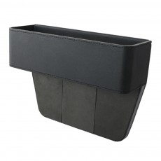 Storage Box ABS PU Material Large Capacity Pack Box for Keys Glass Phone High Bearing Practical Container for Car