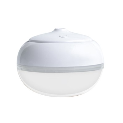 USB Mini Desktop Air Atomizer, Incense Humidifier, Night Light 7 Colors 258ml Mini Humidifiers Desktop