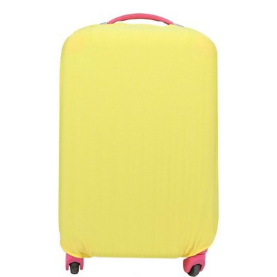 Luggage Cover Protective Washable Suitcase Cover Travel Elastic Suitcase Protector Case