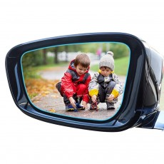 Car Rearview Mirror Film Anti-Fog Anti-Glare Anti-Scratch HD Car Window Membrane Rainproof Clear Protective Films For Honda XRV CRV AVANCIER URV Accord Odyssey City Fit Saloon GREIZ