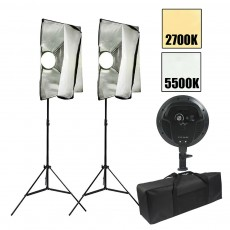 Studio Photo Lamp with Adjustable Dual Color Temperature, Soft Light Lighting Kit for Home & Studio