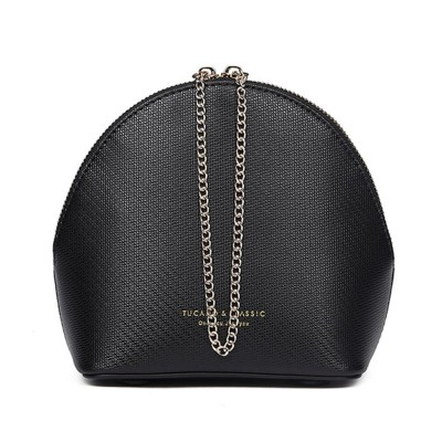 Shell Shape Shoulder Bag, Trendy Simple Style Women Crossbody Bag with Shoulder Chain 2019 New
