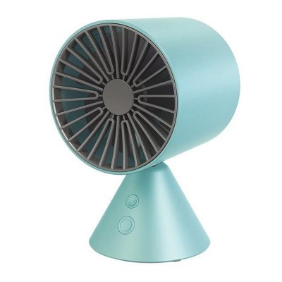 Rechargeable Battery USB Fan, Strong Wind Quiet Fan, Small Desk Fan for Home Office Travel Camping