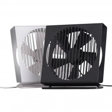 USB Rechargeable Desk Mini Fan with 90 Degrees Rotation, Strong Motion Compact Fan for Dorm Office Home 7 inches