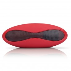 Mini Rugby-shape Bluetooth Speaker, 3D Sound Quality Speakers for Laptop, Tablets, Phones Bluetooth Wireless Speaker