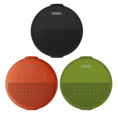 Wireless Portable Speaker SP150 for Outdoor Use, New Style Wireless Silicone Loudspeaker Waterproof Bluetooth Loudspeaker Box Portable Speaker