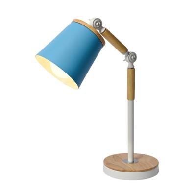 Nordic Style Desk Lamp Macaron Desk Led Night Light With Usb Charging Port Office Essential Eye Protection Led Light Lighting