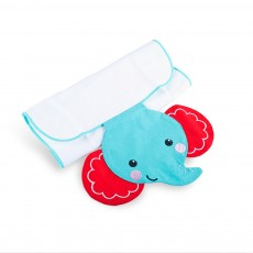 Baby Sweat Towel Pure Cotton Pad Slings Sweet Towel for 0-6 Years Old Children's& Kindergarten Baby