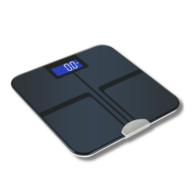 Bluetooth Body Fat Scale Smart Wireless Digital Bathroom Weight Scale Body Composition Analyzer Health Monitor