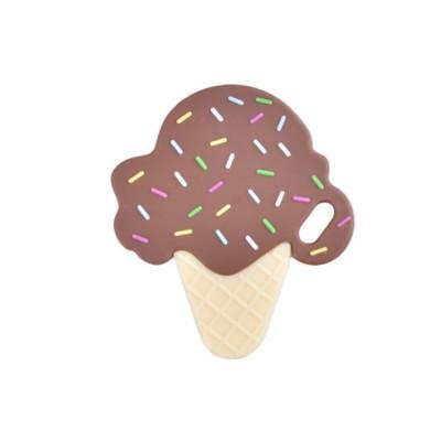 Little Teether Teething Toy Ice Cream Aqua Teether for Baby