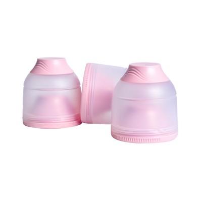 Milk Powder Container 3 Separated Layers Milk Powder Pot Box Portable Formula Milk Storage Dispensers for Infant Toddler Children