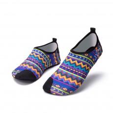 Snorkeling Shoes for Adults, Breathable Slip-on Water Sport Shoes anti-slip Aqua Socks for Men Women