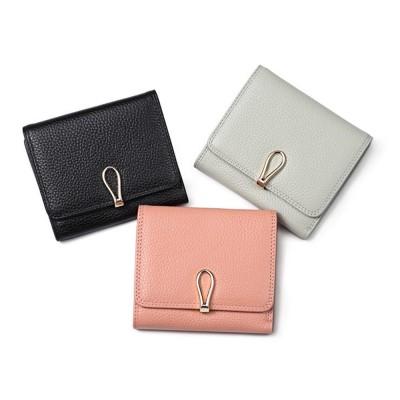 Premium Women Short Purse Multi-layer Cowhide Fashion Wallets Bifold Vintage Money Clip Gifts for Women Girl