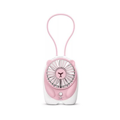 Mini Handheld Fan Chargeable Portable Personal Small Fan with USB Rechargeable