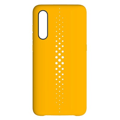 Pure Color Phone Case with Heat Disspation Hollow-out, Dull Polish Protective Cover for Xiaomi 9 Phone Back Case