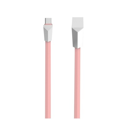 Delicate Copper Core 2.4A Quick Charge Data Charging Cable, Mobile Phone Charging Wire for iPhone Samsung Android