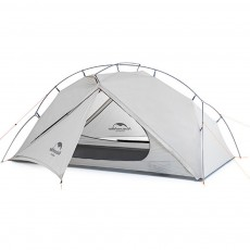 Ultra-light Outdoor Tent Camping Snow Rainproof Tents for Single Person Portable Aluminum Tent