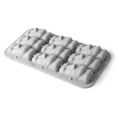 Ice Cube Trays,Silicone Easter Island Ice Tray Box, Ice Cube Molds for Chilled Drinks, Whiskey & Cocktails