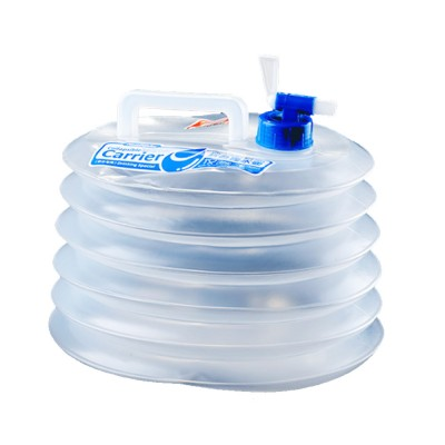 Collapsible Water Buckets, BPA Free Folding PE Water Storage Box, Leakproof Water Container Large Capacity Drinking Tank