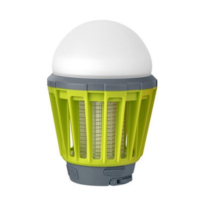 Multi-purpose Mosquito Killer Lamp, LED Electronic Insect & Fly Killer for Indoor Outdoors, Bug Zapper Light Bulb