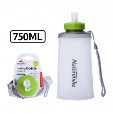 Collapsible Water Bottle TPU Lightweight Water Bottles Great for Sport Gym Yoga Swimming Fitness Travel Running Outdoor Drinking Bottle