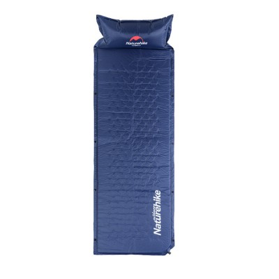 Tent Pads Waterproof Self-inflating Sleeping Pad, Camping Mattress with Pillow for Outdoor Camping, Hiking, Backpacking