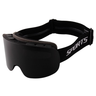 Winter Skiing Cycling Anti-fog Snow Goggles Double Layers, Unisex Cold Outdoors Sporting Eye Protector Glasses for Ski Lovers