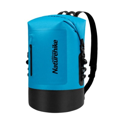 Waterproof Backpack for Drifting, Swimming, Large-capacity Dry Wet Separation Storage Bag, Outdoor Activity Used Backpack