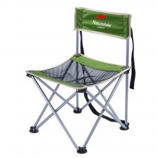 Foldable Chair for Beach, Fishing, Camping, Outdoor Activities, Portable Back-rest Chair Outdoor Used Accessory