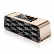 Wireless Bluetooth 5.0 Speaker with Dual Speakers, Bass Card Speaker Support Ultra-long Battery Life for Apps, Computer, Tablets, Phones