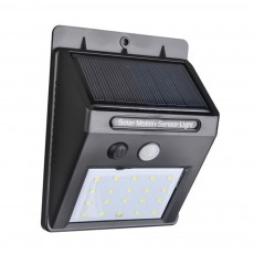 LED Solar Body Sensor Light, Courtyard Light with Two Switching Modes, Quick Disassemble Design LED Light