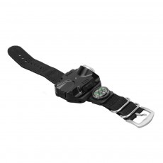 LED Wrist Light for Outdoor, Running, Camping, Hand Flashlight with Compass, Power Indicator,  Wrist Band Light