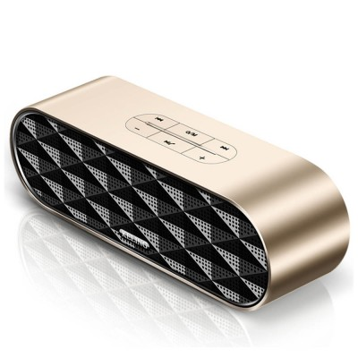 Wireless Bluetooth Speaker with HiFi Sound Quality, Bass Card Speaker Support Ultra-long Battery Life & Compatible with A Variety of Apps