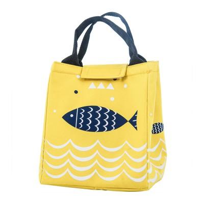 Unisex Heat Preservation Bag for Women Thickened Aluminum Foil Large Size Waterproof Lunch Bento Insulation Bag Handbag