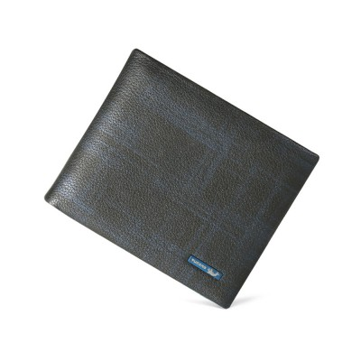 TUCANO Concise Style Genuine Wallet for Men, Full-grain Leather Material Fashionable Business Style Short Billfold