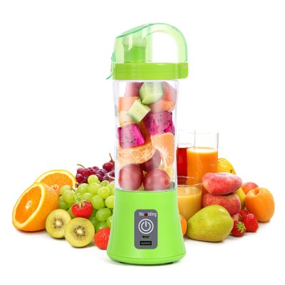 Portable Handy Household Electric Juicer, Multifunctional Juice Extractor Kitchen Tools with Power Bank Function