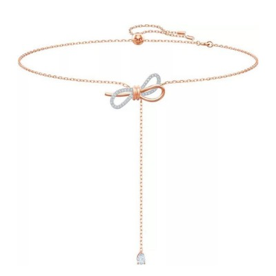 Bow Knot Dainty Choker Gold Necklaces Women S Jewelry Gift
