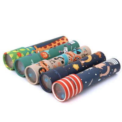 Colorful Kaleidoscope for Children, Science Experiment Toy, Classic Nostalgic Parent-child Interaction Educational Toys