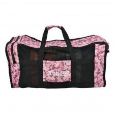 Quality Foldable Diving Bag, High Capacity Multi-purpose Mesh Pool Handbag for Travelling, Sundries, Swimming