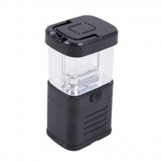 Mini Size Portable Searchlight for Camping, Outdoor Activities, 11 LED Square-shaped Oil Lamp Imitated Night Light